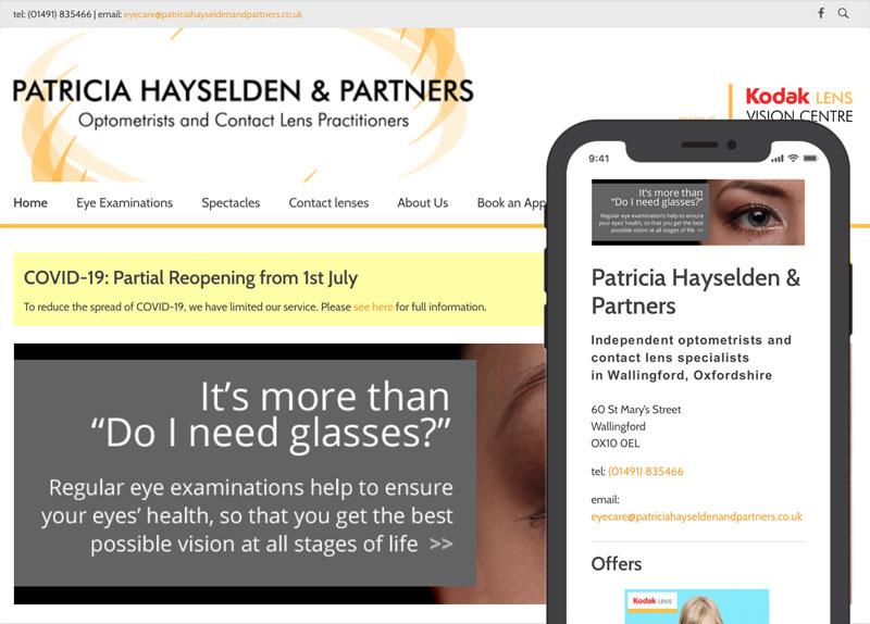 Patricia Hayselden & Partners