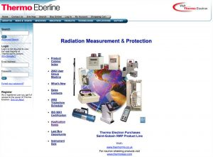 Thermo website 2002